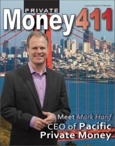 private money 411 magazine featuring Mark Hanf